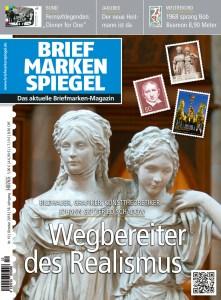 BMS 10 2018 Titel Johann Gottfried Schadow Bildhauer