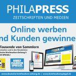 PHILAPRESS Onlinewerbung