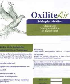 Oxilite AIR Schlagdesinfektion 1000ml