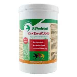 Röhnfried K+K Protein 3000 - 600g