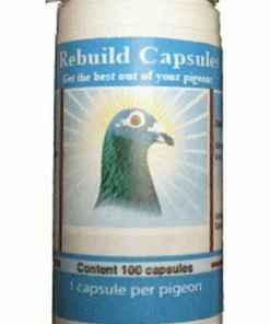 Pigeon Vitality Rebuild 100 Kapseln