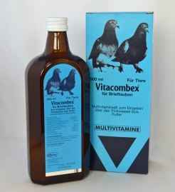 Quiko Vitacombex BT- Multivitaminsaft 500ml