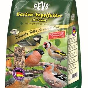 GEVO- Gartenvogelfutter schalenlos