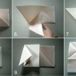 Brief falten 3