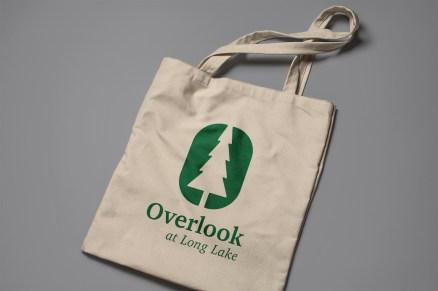 Primary mark on cloth bag