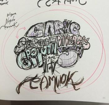 thumbnail sketch, 2016
