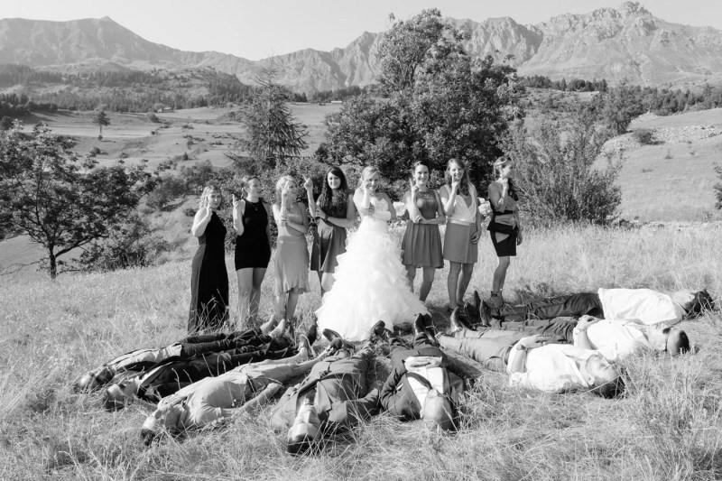 Photographe de mariage à Gap 05 dans les Hautes-Alpes