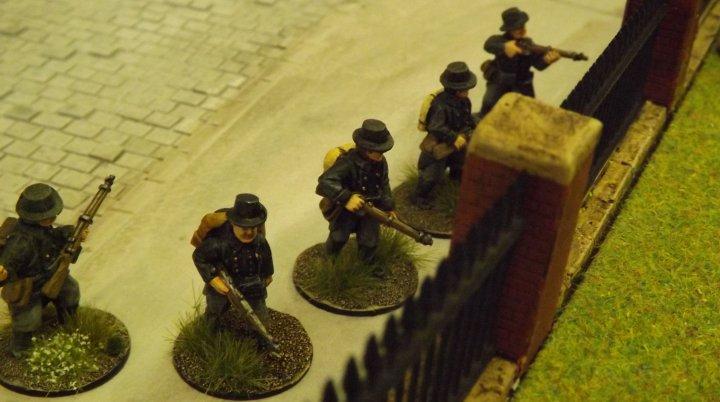 Great War Belgians