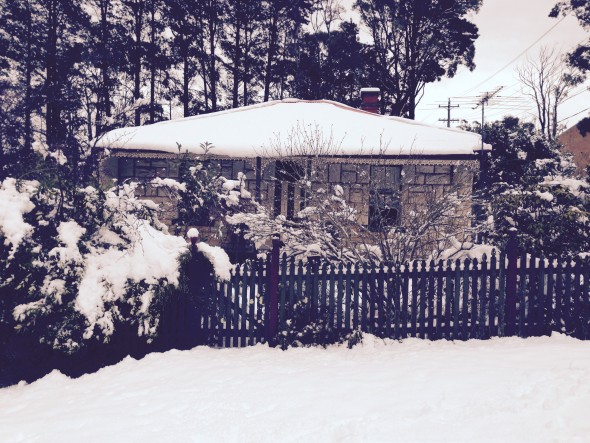 Brigadoon in Snow