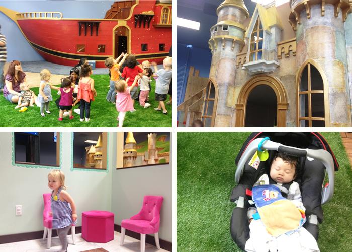 Kid Ventures in 4S Ranch Castle