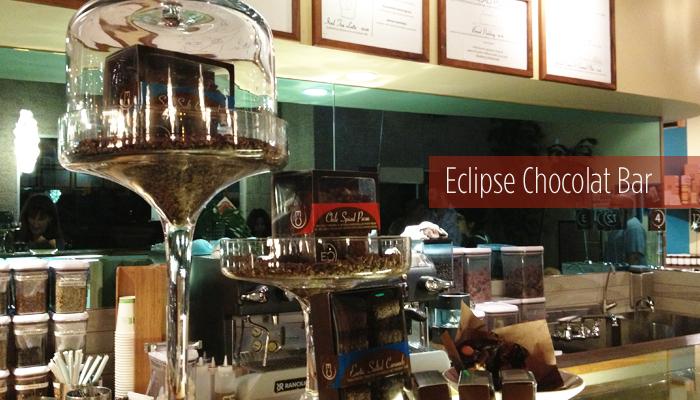 Eclipse Chocolat Bar