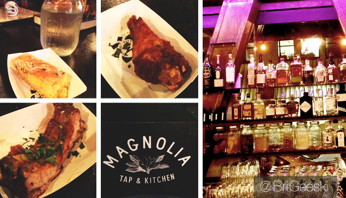 Magnolia Tap and Kitchen Downtown San Diego   Dishcrawl