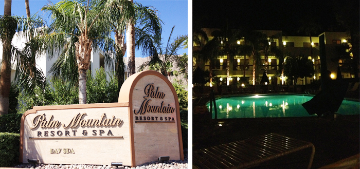 palm springs palm mountain resort