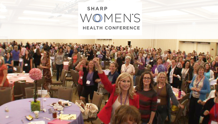 sharp womens health conference
