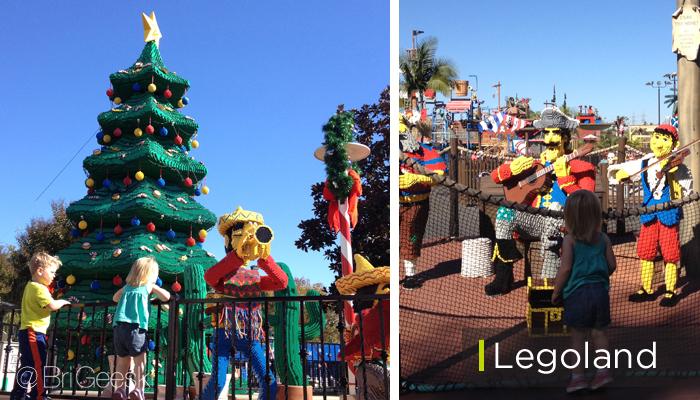 Lego Christmas Tree Legoland California