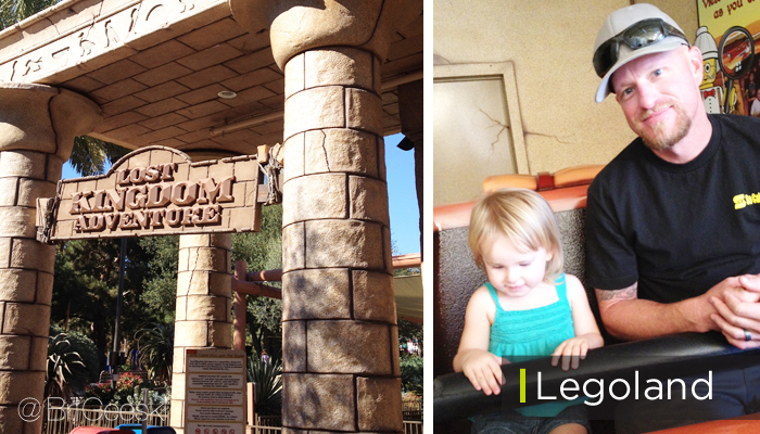Lost Kingdom Adventure - Ride At Legoland California