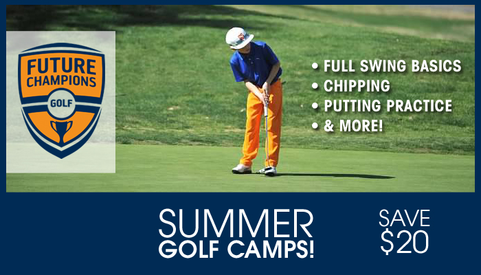 Summer Golf Camps in San Diego
