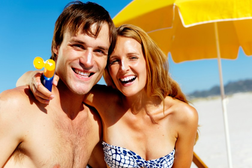 Sunscreen Protection for Men