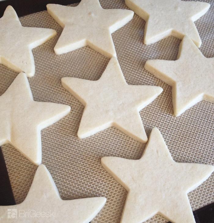 Cut stars