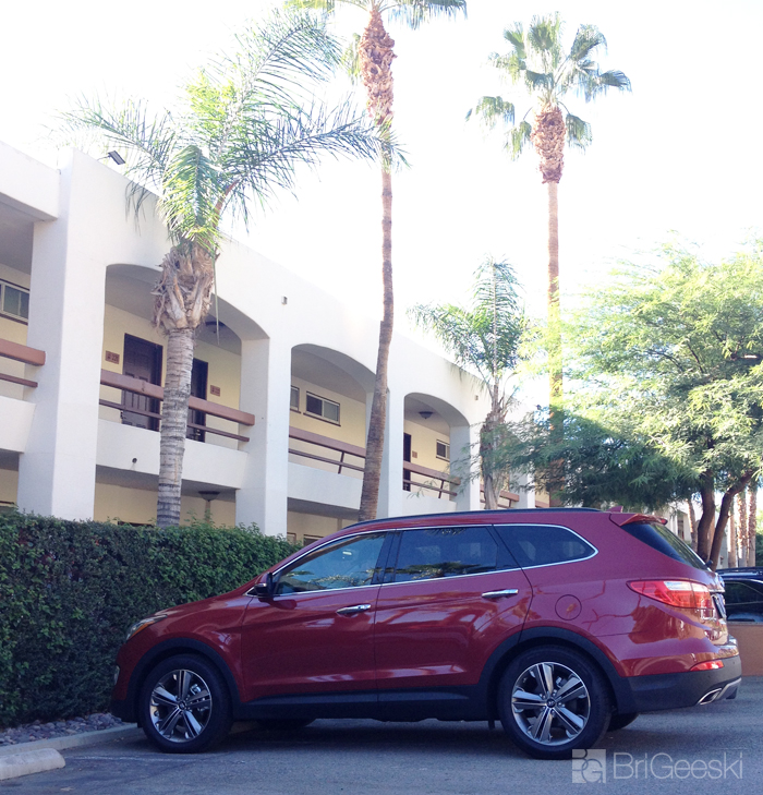Palm Mountain Resort  - Hyundai Santa Fe