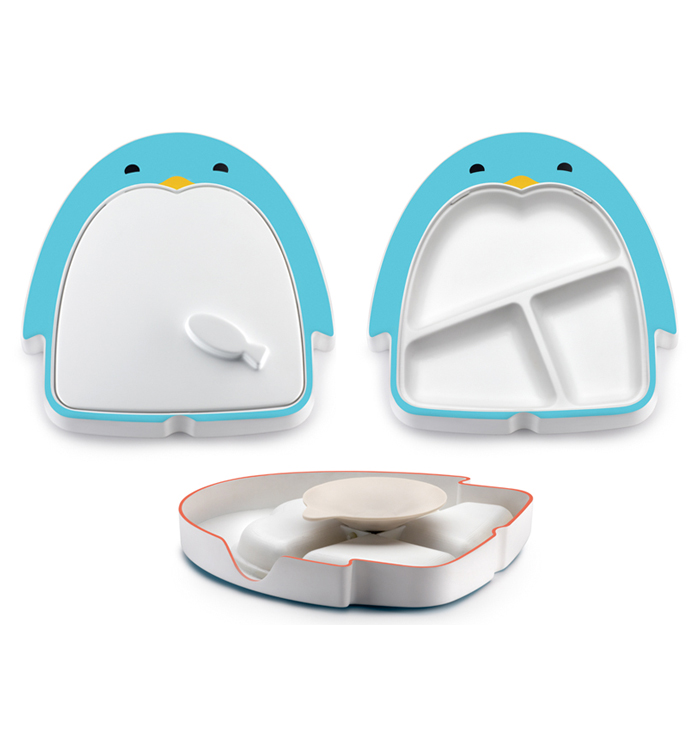 Adi, The Worlds First Stay Put Toddler Plate