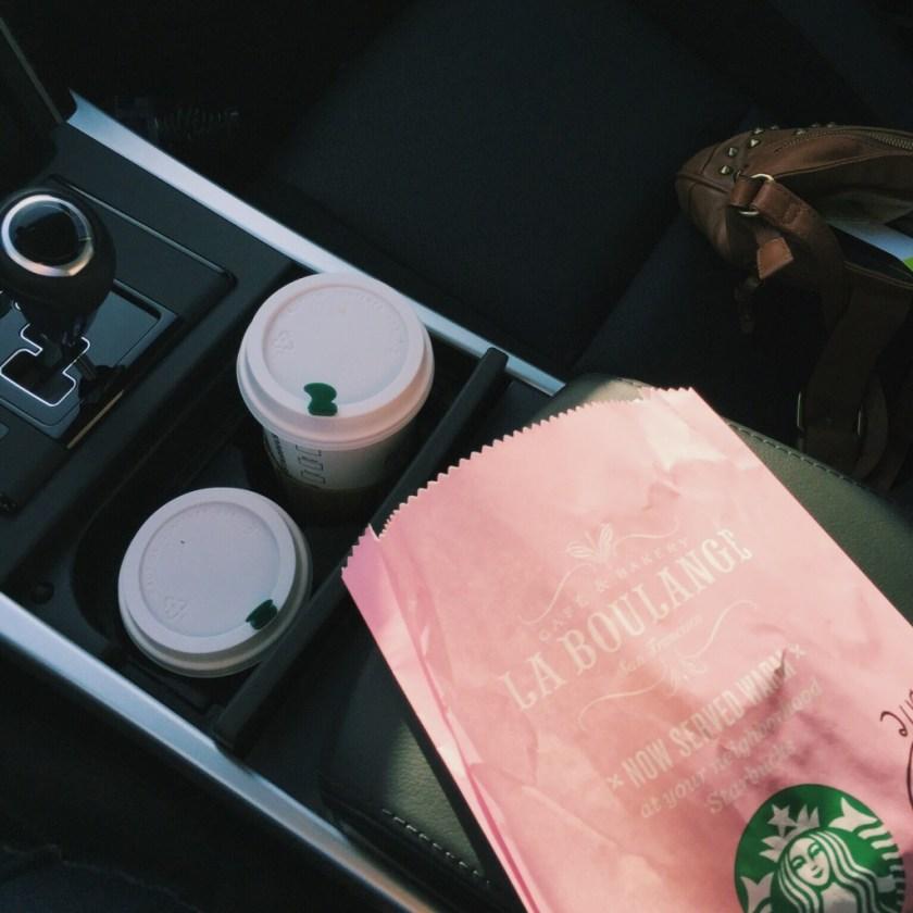 Starbucks Run