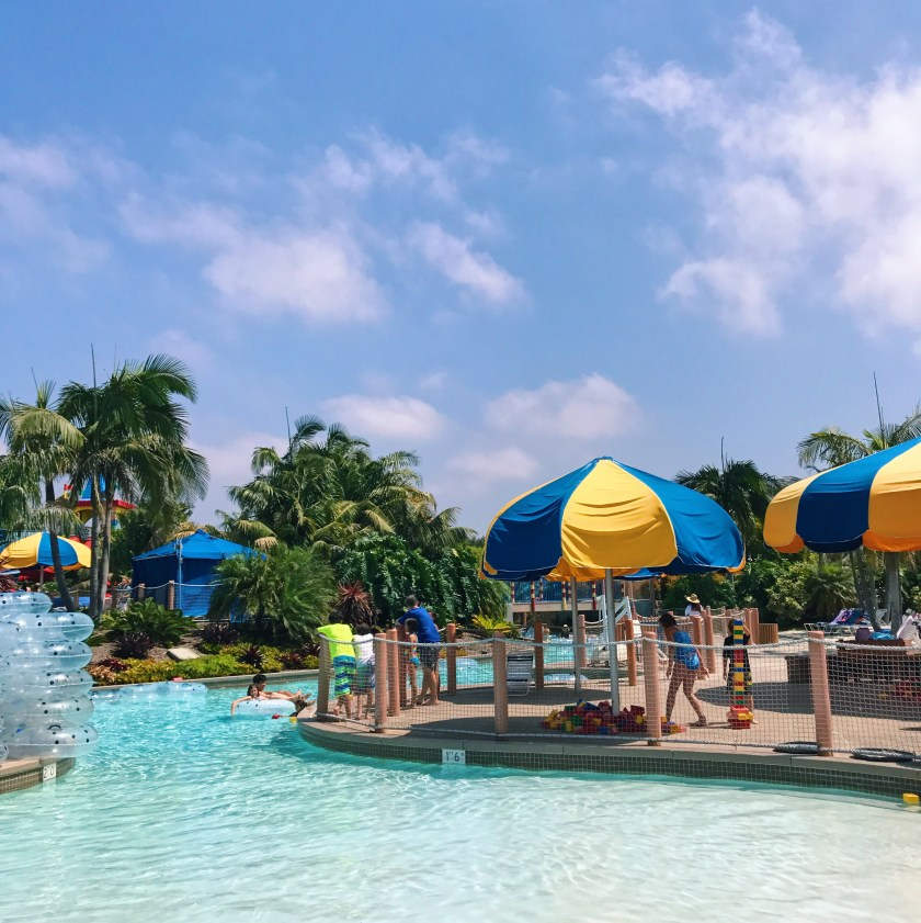 The best lazy river in San Diego