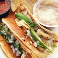 Gourmet Shrimp Tacos from Rubio's