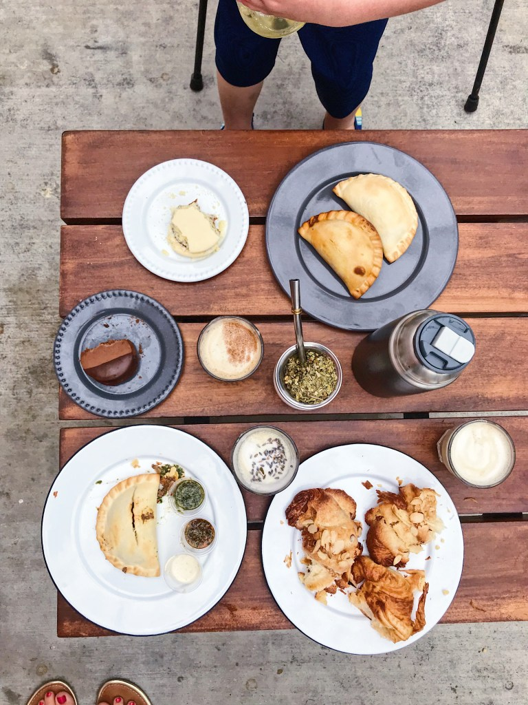 Empanadas and Yerba Mate in San Diego