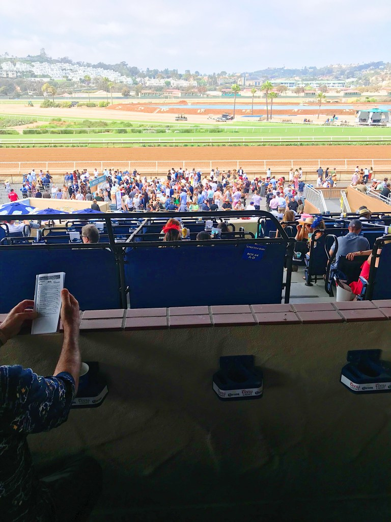 What's New at the Del Mar Races