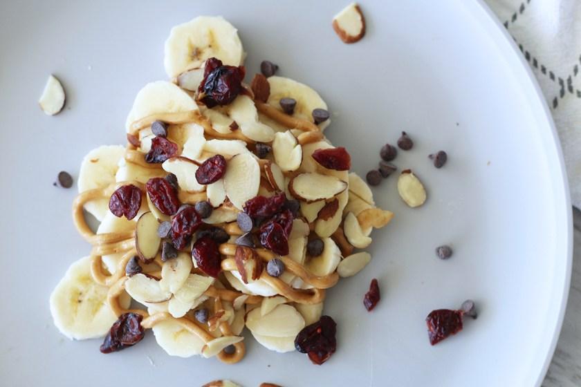 breakfast toppings