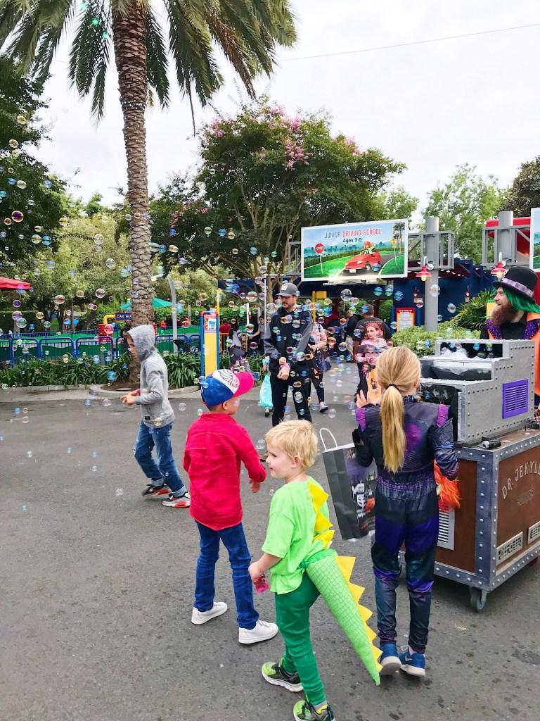 Halloween Party at Legoland