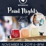 BriGeeski Paint Nights