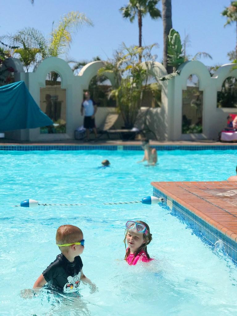 The Pool at the Bahia