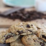 Must Try these chocolate chip cookies