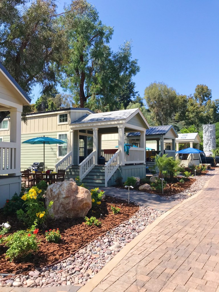 Cabins for rent in San Diego
