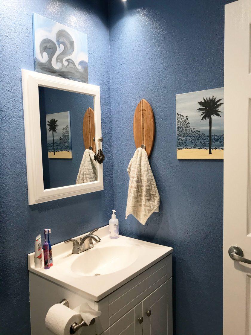 Beach Bathroom
