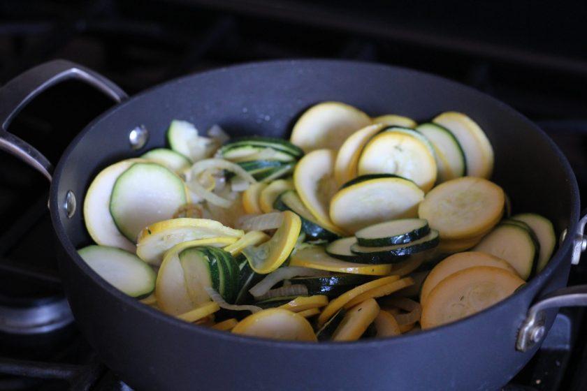 turmeric zucchini
