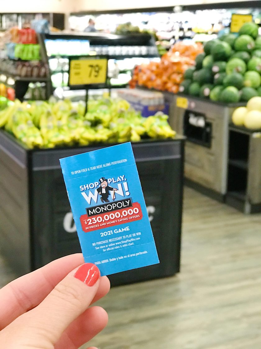Play the Monopoly Game at Albertsons and Vons