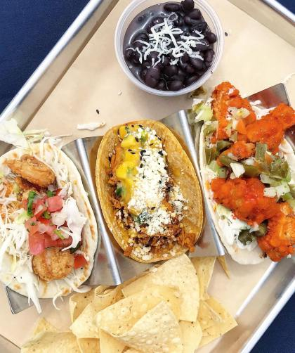 Rubios Street Tacos with Chef Richard Blais