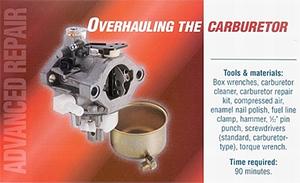 Comment reconstruire ou réparer un carburateur de petit moteur | Briggs & Stratton