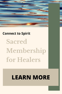Sacred Membership for Healers - Click here to learn more