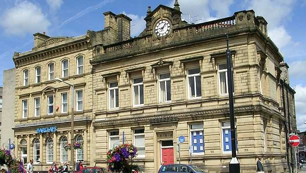 The Old Town Hall | Brighouse Arts Festival
