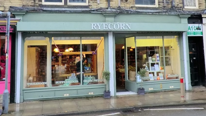 Ryecorn Wholefoods | Brighouse Arts Festival