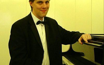 Piano Recital Evening | Jonathan Ellis