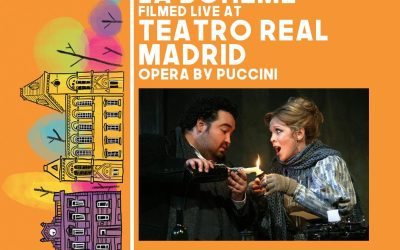 La Bohème Filmed Live at Teatro Real de Madrid