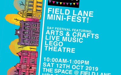 Field Lane Mini Fest!
