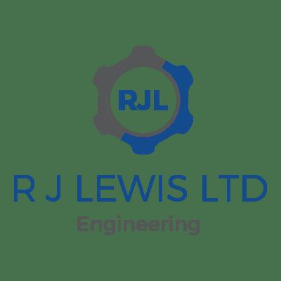 R J Lewis logo