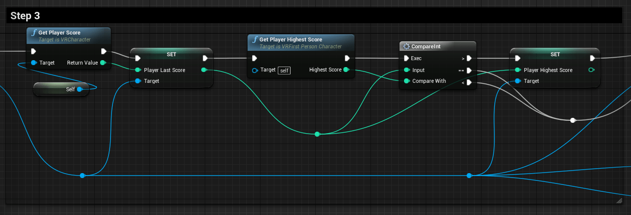How to save and load game saves in unreal engine 4 bright developers saving in blueprint step 3 malvernweather Choice Image