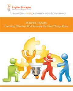 Power Teams: Creating Effective Work Groups That Get Things Done eBook